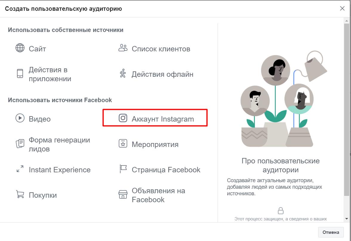 Гид по таргетированной рекламе в Фейсбук и Инстаграм