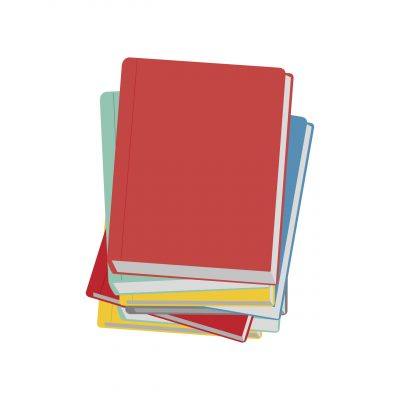 Illustration of notebook icon